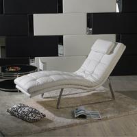 Carolean Bedroom Furniture Modern Chrome Leisure Chair F103