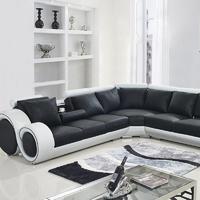 Modern living room L-shaped sofa SF03