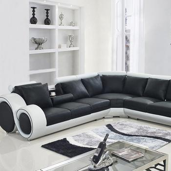 Modern living room L-shaped sofa SF03